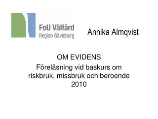 Annika Almqvist