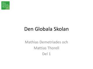 Den Globala Skolan