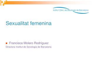 Sexualitat femenina