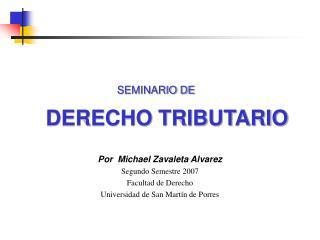 SEMINARIO DE