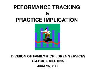 PEFORMANCE TRACKING  &  PRACTICE IMPLICATION