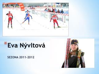 Eva Nývltová