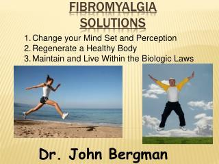 Fibromyalgia Solutions