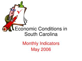 Economic Conditions in  South Carolina