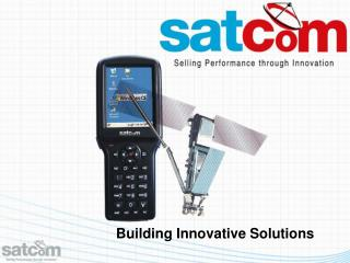 Building Innovative Solutions