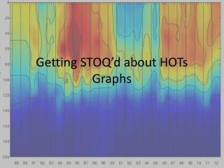 Getting STOQ�d about HOTs Graphs