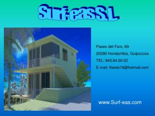 Surf-eas S. L.