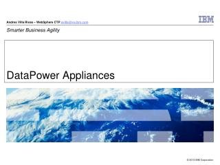 DataPower Appliances