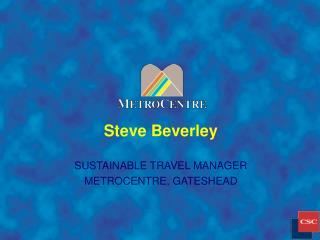 Steve Beverley