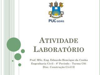 Atividade Laboratório