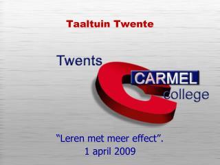 Taaltuin Twente