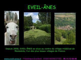 EVEIL-ÂNES