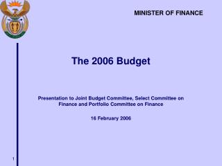 The 2006 Budget