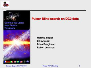 Pulsar Blind search on DC2 data