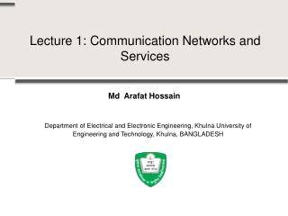 Radio Communication  Analog Modulation