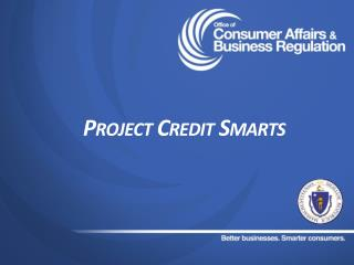 Project Credit Smarts