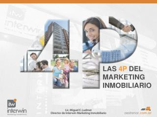 LAS 4P DEL MARKETING INMOBILIARIO