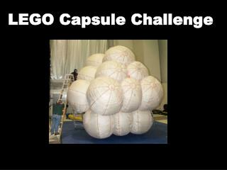 LEGO Capsule Challenge