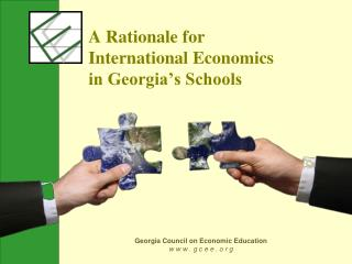 A Rationale for  International Economics in Georgia's Schools
