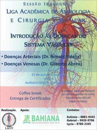 Introdução às Doenças do Sistema Vascular