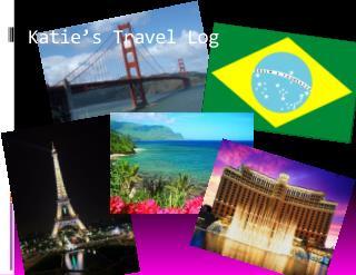 Katie's Travel Log