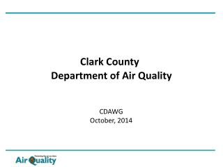 Department of Air Quality