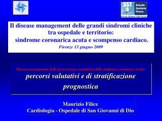 Maurizio Filice Cardiologia - Ospedale di San Giovanni di Dio