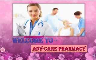 Advcare Pharmacy.com Canadian Pharmacy Online