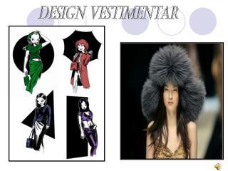 Design Vestimentar