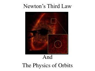 Newton�s Third Law