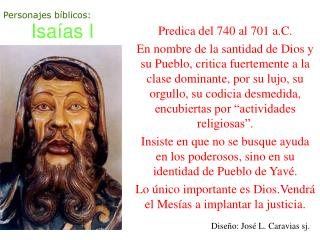 Isaías I