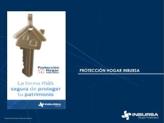 PROTECCIÓN HOGAR INBURSA