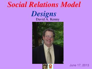 Social Relations Model Designs