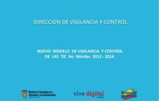 DIRECCION DE VIGILANCIA Y CONTROL