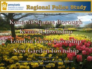 Regional Police Study