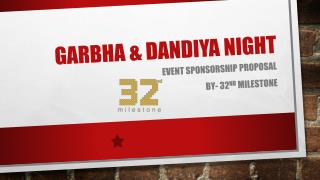 Garbha & Dandiya Night