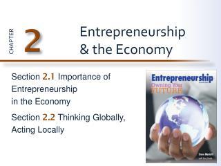 Entrepreneurship & the Economy