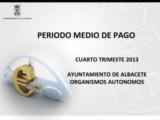 PERIODO MEDIO DE PAGO