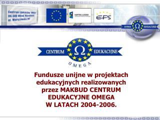 """Projekty zrealizowane: """"Przedstawiciel handlowy"""" – SPORZL dz. 1.3b."""