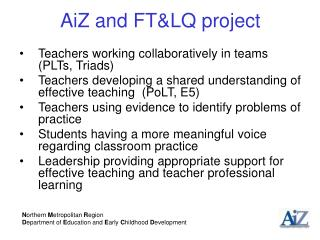 AiZ and FT&LQ project