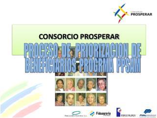 CONSORCIO PROSPERAR