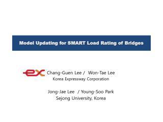 Model Updating for SMART Load Rating of Bridges