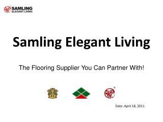 Samling Elegant Living