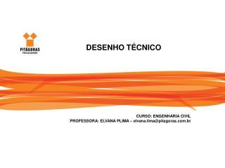 DESENHO T�CNICO