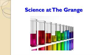 Science at The Grange