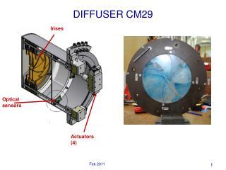 DIFFUSER CM29