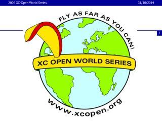 XC OPEN WORLD SERIES 2007
