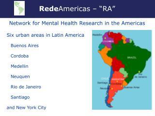"""Rede Americas  – """"RA"""""""