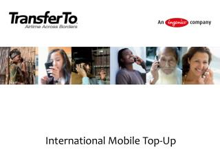 International Mobile Top-Up