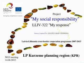 LP  Kurzeme planning region (KPR)